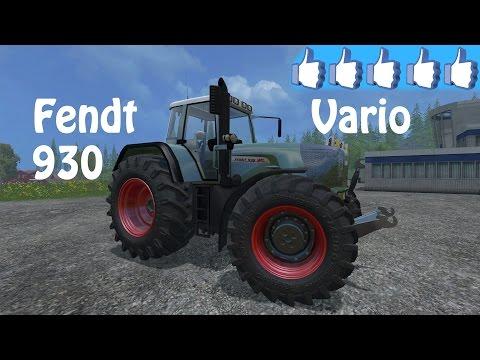 Fendt Vario 930 TMS v1