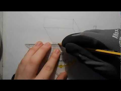 Zeichnen Grundlagen [HD] Anspielungen auf Technischeszeichnen