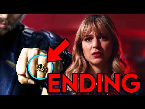 Supergirl DEATH Ending & Legion Ring Returns! - Supergirl Season 6 Teaser