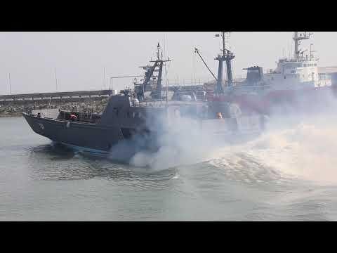 В День ВМФ военнослужащие КФл продемонстрируют порядка 10 эпизодов боевых действий