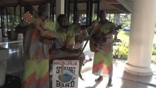 Porta Vila, Vanuatu's Malaurua String Band sings a beautiful version of Kumbaya. Heard them on our American Voices Abroad...