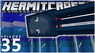 HermitCraft 7 E35 - MR. SQUIDDY-PANTS & MORE DECKED OUT