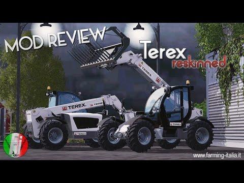 Terex telehandler v1.0