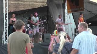 Švihadlo - Reggae Area - 15.8.2015 ft. Yannick Tevi - Wont Fall