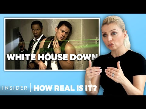 Secret Service Agent Rates 11 POTUS Protection Scenes In Movies And TV   How Real Is It?
