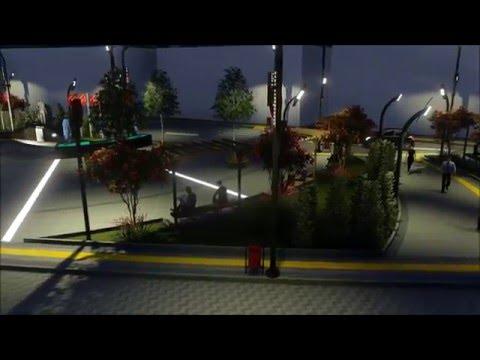 Belediyemizin üst yapı 3 boyutlu sunumu