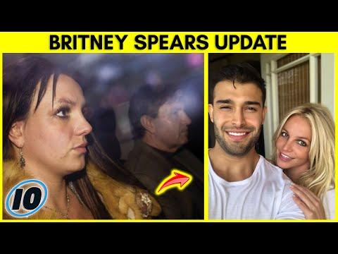 Britney Spears Has Shocking Update
