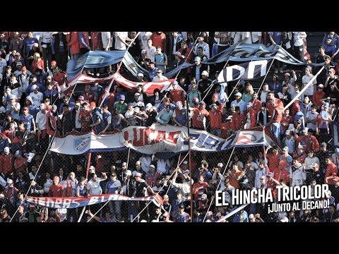 Bolso mi buen amigo | Nacional vs Velez 2016 - La Banda del Parque - Nacional