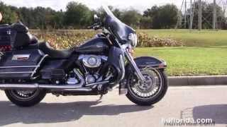 10. Used 2009 Harley Davidson Ultra Classic Electra Glide Motorcycles for sale