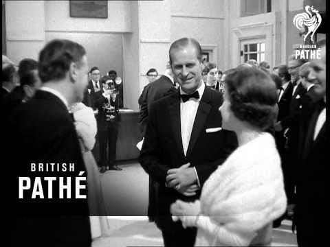 Mountbatten Premiere (1968) (видео)
