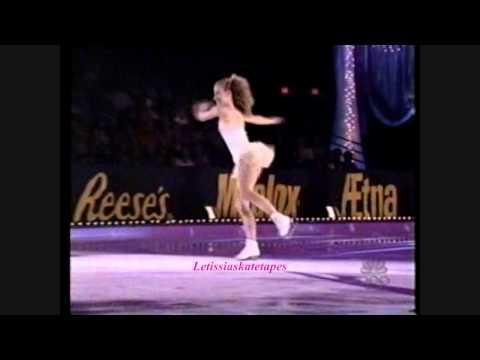 Tara Lipinski: 1999 Divas On Ice 1 - Angel of Mine
