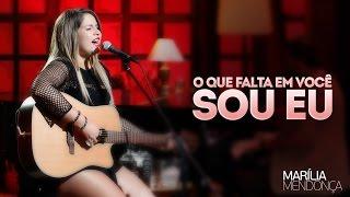 image of Marília Mendonça - O Que Falta Em Você Sou Eu - Vídeo Oficial do DVD