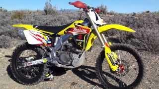 9. 2005 Suzuki RMZ 450