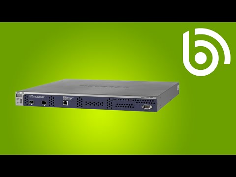 Netgear Prosafe Wc7600 Wireless Lan Controller Usb Rack-Mountable