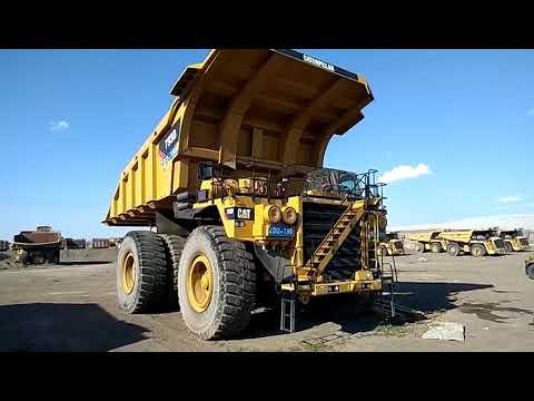 CATERPILLAR OFF HIGHWAY TRUCKS 793D equipment video CxQ_AcF-FN4