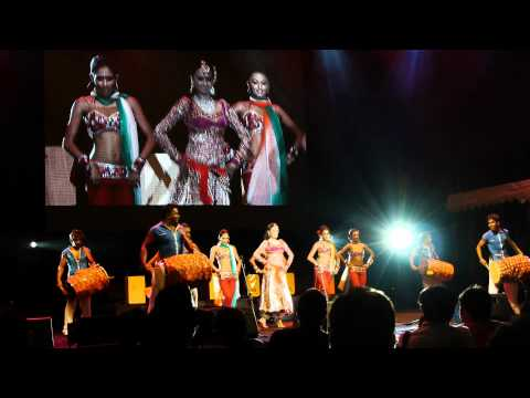 20110924 F1-Bollywood Express-Slumdog Millionaire - JaiHo (видео)