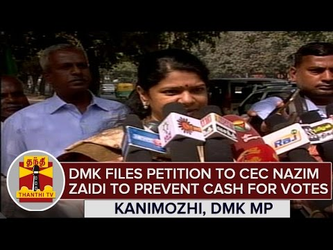DMK-Files-Petition-To-CEC-Nasim-Zaidi-To-Prevent-Cash-For-Votes-04-03-2016