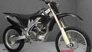 7. 2006  HONDA  CRF450 - National Powersports Distributors