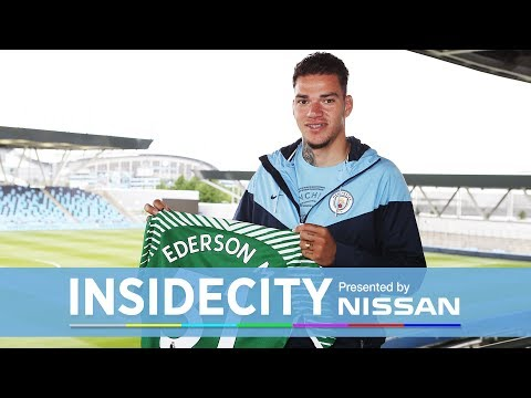 Video: EDERSON SPECIAL!   Inside City 249