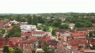 Surrey United Kingdom  city images : Farnham Town Video Tour (Farnham, Surrey, UK)