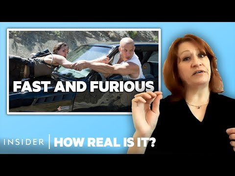 Physicist Rates 11 'Fast And Furious' Movie Stunts | How Real Is It?