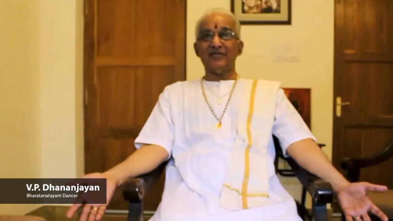 Training at Kalakshetra: In Conversation with V.P. Dhananjayan