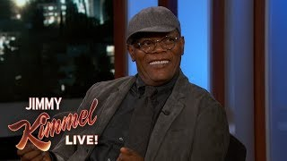 Video Samuel L. Jackson on Playing a Young Nick Fury in Captain Marvel MP3, 3GP, MP4, WEBM, AVI, FLV Maret 2019