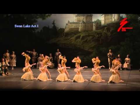 Asami Maki Ballet Tokyo Swan Lake