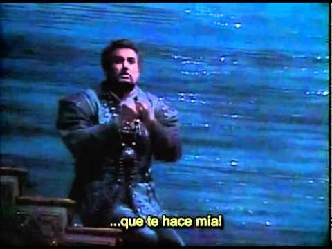 Nessun Dorma - Placido Domingo - subtitulado