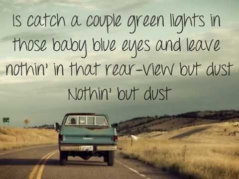 Eli Young Band – Dust (with lyrics)