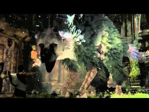 game trailer - The Last Guardian | trailer (2011) Tokyo Game Show Sony Playstation Team Ico Shadow o