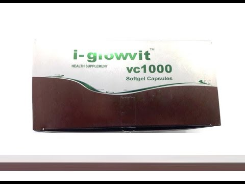 I Glowvit VC 1000 Tablets On ClickOnCare