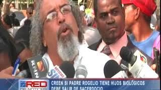 Creen sí Padre Rogelio tiene hijos biológicos debe salir de sacerdocio