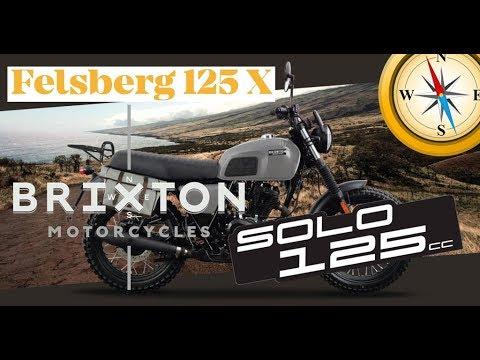 Brixton Felsberg 125 X (Edicion limitada)
