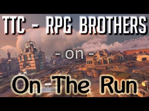 TTC - RPG Brothers : Le premier vrai fight !