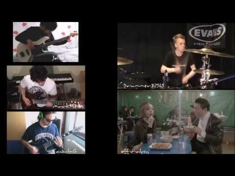 PSY – GENTLEMAN Rock Version (MarkKlett, FaNwlnG, Drummer27565, John Cha) 싸이 – 젠틀맨 락버젼