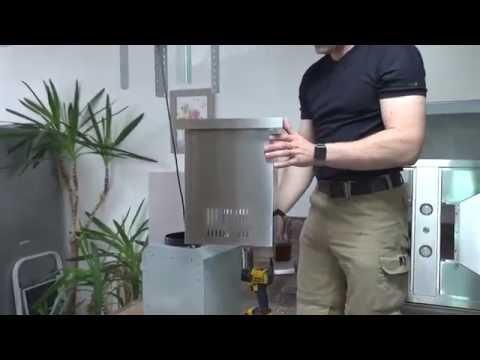 ORANIER Inselhauben - Ein-Mann-Montage