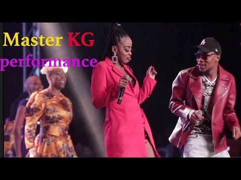 MASTER KG  skeleton move CONCERT PERFORMANCE