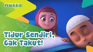 Video NUSSA : TIDUR SENDIRI, GAK TAKUT! MP3, 3GP, MP4, WEBM, AVI, FLV Maret 2019