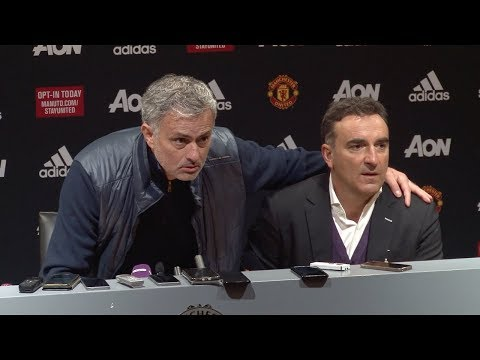 Mourinho & Carvalhal reflect on Man United's victory over Swansea