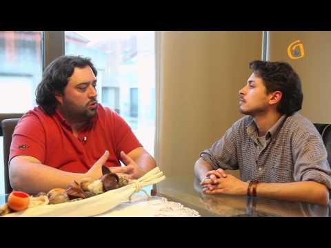 Entrevista a Josué Villar, candidato de EU en Gondomar