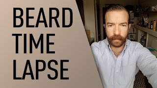 2 Month Beard Time Lapse & Updates | Jeff Buoncristiano