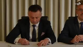 SLD podpisało umowę koalicyjną z PiS!