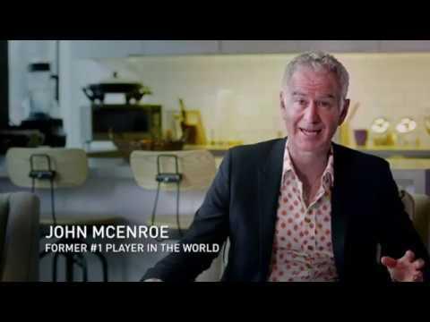 Killer Serve from 7 Days in Hell - Funny Tennis Mockumentary, John McEnroe