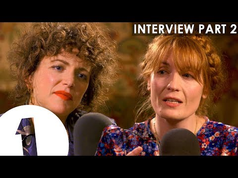 """It's Too Personal"": Florence + The Machine Didn't Think She'd Release New Song 'Hunger' 