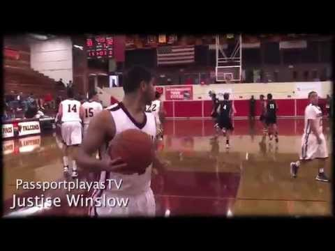 ESPN #9 Justise Winslow, Under Armour MIX!!!
