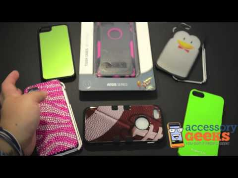 accessorygeeks - Here is a product review on a sampling of iPhone 5 hard cases. Find all of these and more at AccessoryGeeks.com! Want to check out an item that was in the vi...