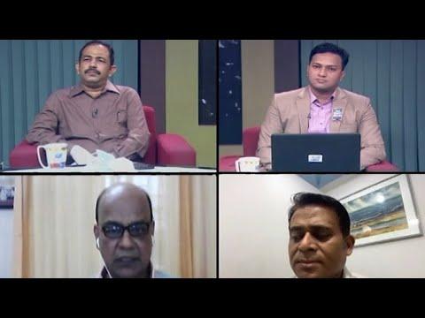 Ekusher Rat || করোনা; আক্রান্ত ৩ লাখ ছুঁই ছুঁই || 22 August 2020 || ETV Talk Show