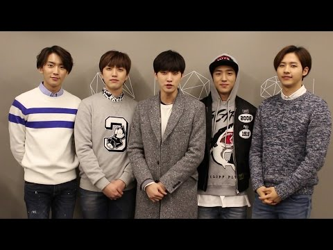 2015 B1A4가 전하는 새해 인사 메시지
