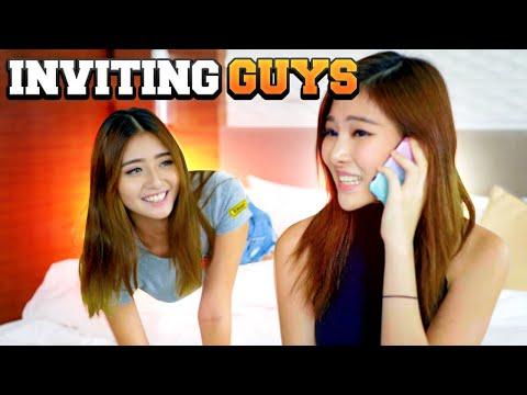 GIRLS vs GUYS: ROOMMATES